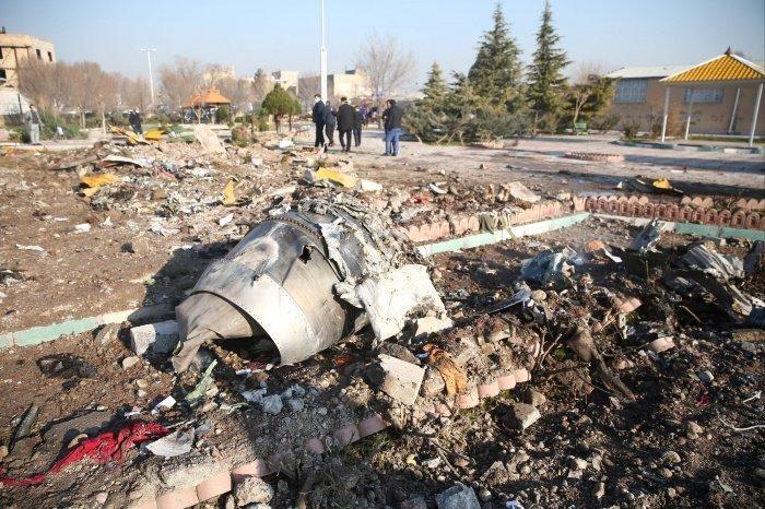 В Иране продолжается расследование крушения украинского самолета.