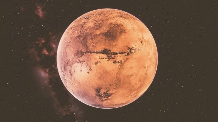 Отдельные участки марсианской атмосферы оказываются перенасыщенными и содержат в 10-100 раз больше водяного пара, чем теоретически позволяет температура