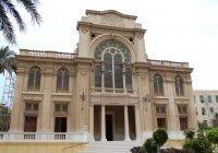 В Египте открывается крупнейшая синагога