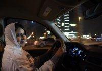 Саудовских женщин призвали работать водителями такси