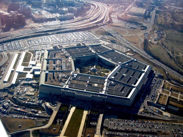 Пентагон признан террористической организацией.