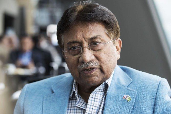 Смертный приговор в отношении Мушаррафа отменен.