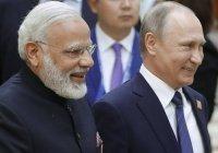 Путин обсудил Ливию с Нарендрой Моди