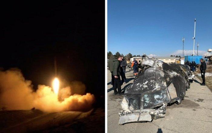 Жертвами авиакатастрофы стали 176 человек.