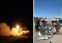 Еще один самолет был в небе над Тегераном в момент крушения Boeing