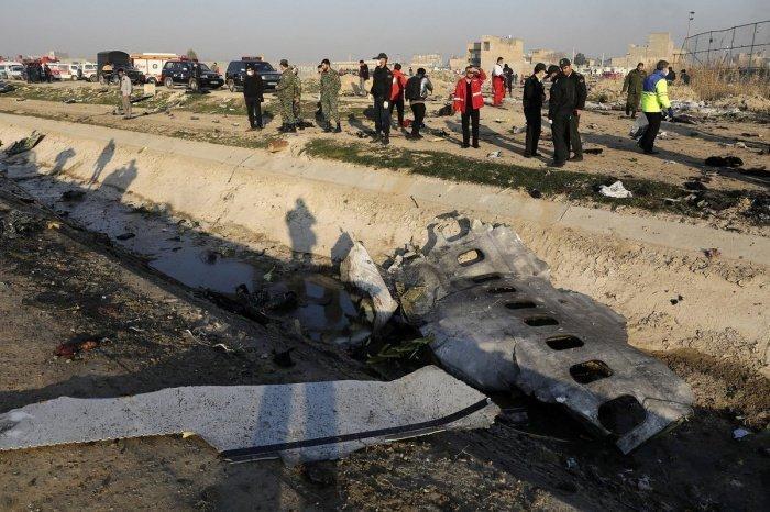 В Иране продолжается расследование крушения украинского лайнера.