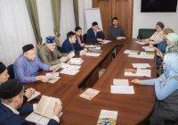 В ДУМ РТ обсудили совершенствование примечетских курсов татарского