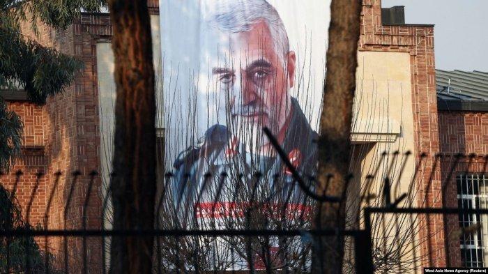 Тегеран будет судиться с Трампом из-за убицства Сулеймани.
