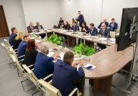 Минниханов и Колобков обсудили подготовку к Играм стран СНГ
