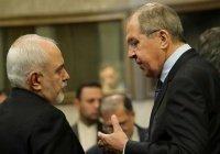 Лавров и Зариф провели переговоры в Нью-Дели