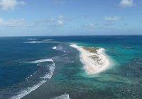 В Индонезии два острова полностью ушли под воду