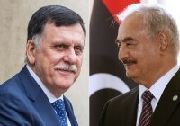 Саррадж и Хафтар примут участие в ливийской конференции в Берлине