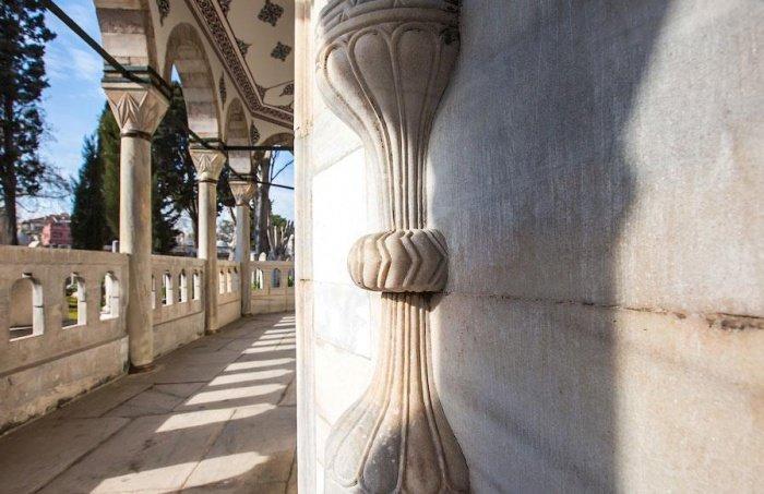 История Султана Сулеймана в архитектуре мечети Сулеймание (ФОТО)