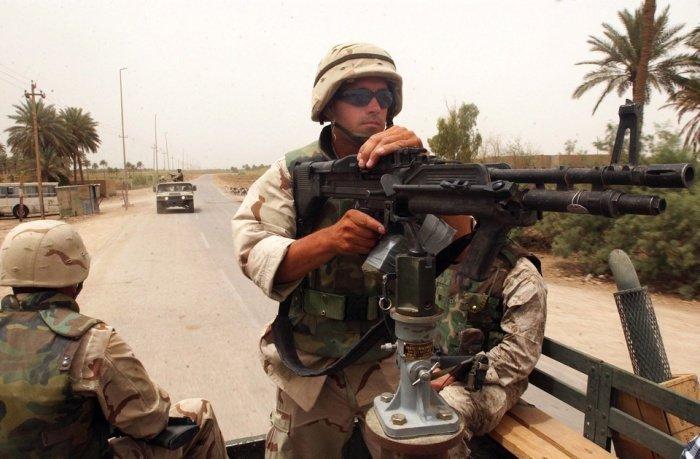 Американские военные намерены остаться в Ираке.