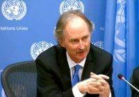 Спецпосланник ООН по Сирии приедет в Москву