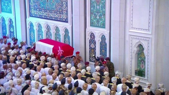 В Омане скорбят в связи с кончиной султана.