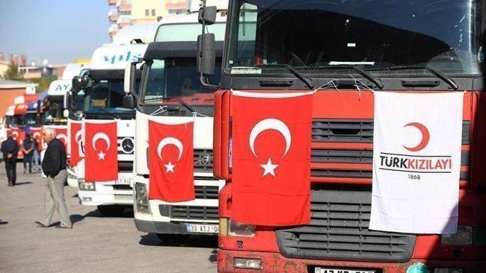 В Турции подвели итоги работы Красного полумесяца.