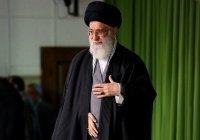 Аятолла Али Хаменеи впервые за 8 лет прочел публичную проповедь