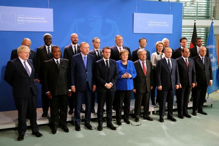 Участники конференции в Берлине.
