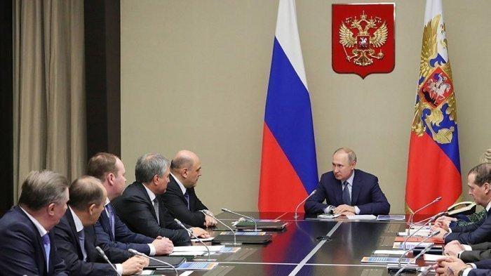 На совещании Совбеза РФ обсудили Ливию.
