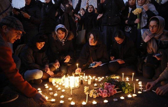В Иране призвали срочно выплатить компенсации в связи со сбитым самолетом.