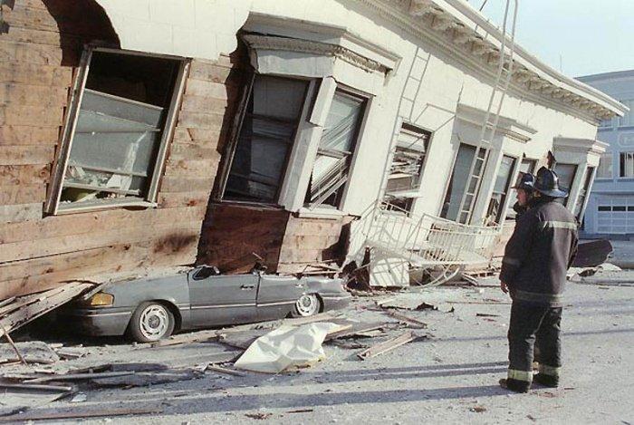 7 декабря 1988 года, Спитак, Армения