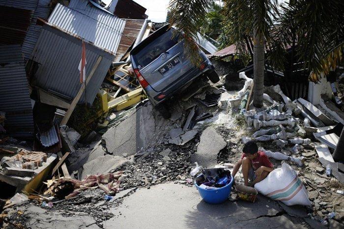28 сентября 2018 года, Индонезия (Dita Alangkara / AP)