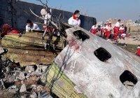 Иран признал, что украинский лайнер был сбит двумя ракетами