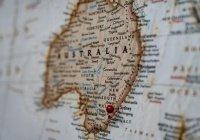 Песчаная буря поглотила в Австралии целый штат (ВИДЕО)