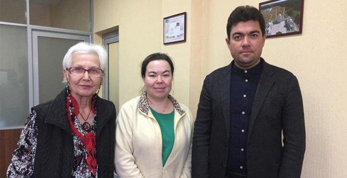 Ректор БИА встретился с доцентом РГГУ.
