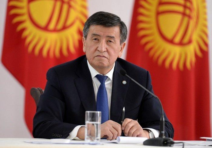 Президент Киргизии примет участие в параде Победы в Москве