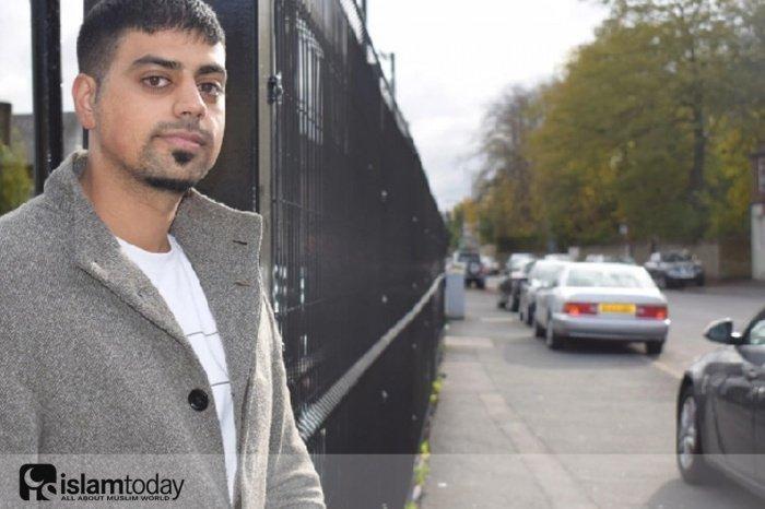Мусульманин, спасиший человека от самоубийства