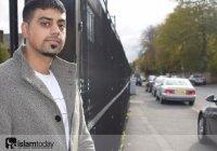 Мусульманин из Англии рассказал, как спас молодого парня от самоубийства