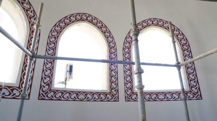 Открытие мечети запланировано на 2020 год.