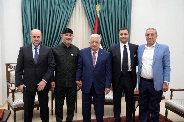 Участники встречи в Аммане.