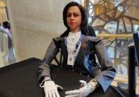 Индийский робот-женщина полетит в космос