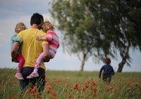 Многодетным отцам хотят разрешить досрочно выходить на пенсию