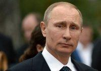 Владимир Путин прибыл в Израиль