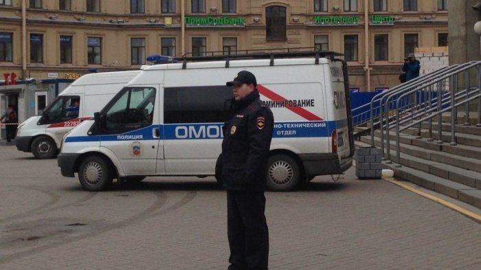 Россию захлестнули сообщения о якобы заложенных взрывных устройствах.