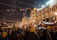 Названо число туристов из дальнего зарубежья, посетивших Россию в 2019 году