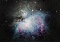 Астрономы из Сибири запечатлели туманность Ориона