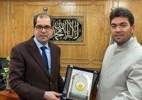 Делегация Болгарской исламской академии находится в Египте