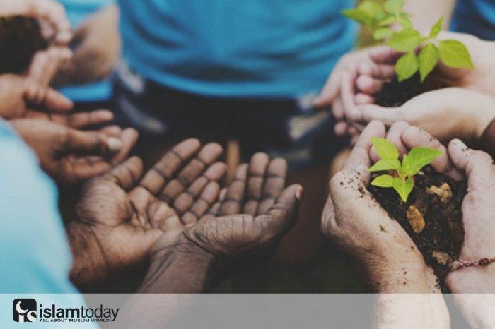 Как дать садака, не имея денег? (Источник фото:freepik.com)