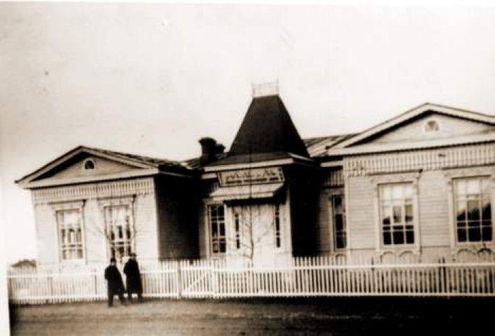 Татарская школа в Хайларе