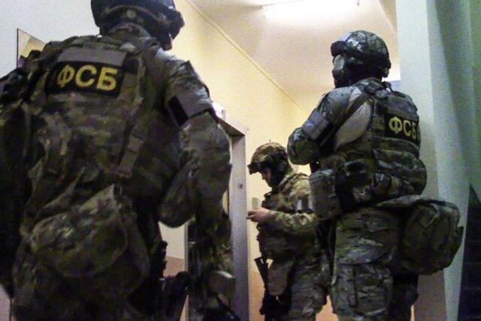 Сотрудники ФСБ провели спецоперацию в Дагестане.