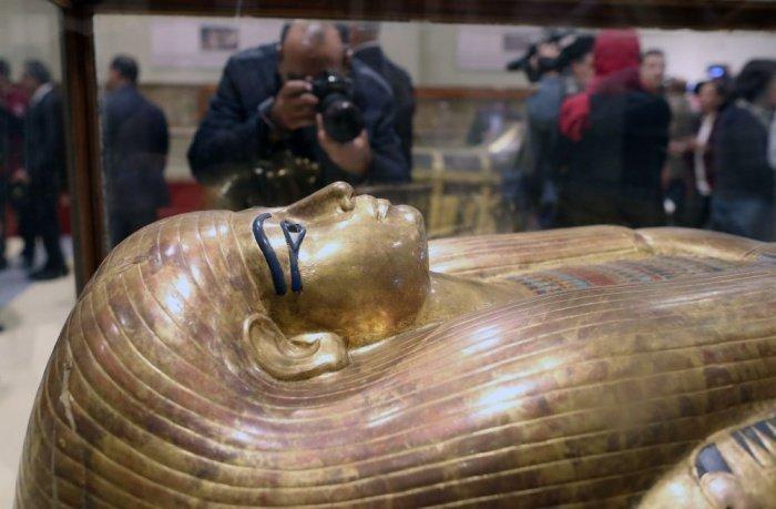 Несьямун – одна из самых известных и хорошо сохранившихся мумий.