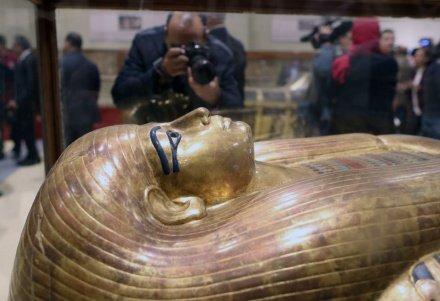 Ученые восстановили голос египтянина, умершего 3 тысячи лет назад (Видео)