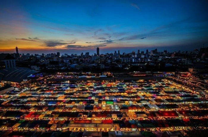 Спрос на перелет в Бангкок этой зимой повысился на 23%. При этом его стоимость осталась прежней — порядка 30 тыс. рублей