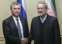 Россия и Иран проведут заседание межпарламентской комиссии