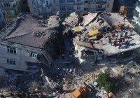 Последствия землетрясения в Турции (ВИДЕО)